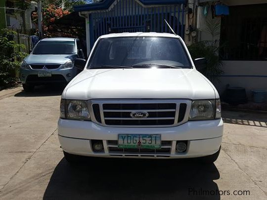 Pre-owned Ford Ranger XL for sale in Countrywide