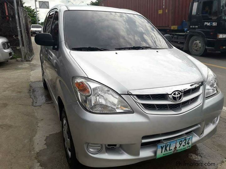 Pre-owned Toyota Avanza J for sale in Countrywide