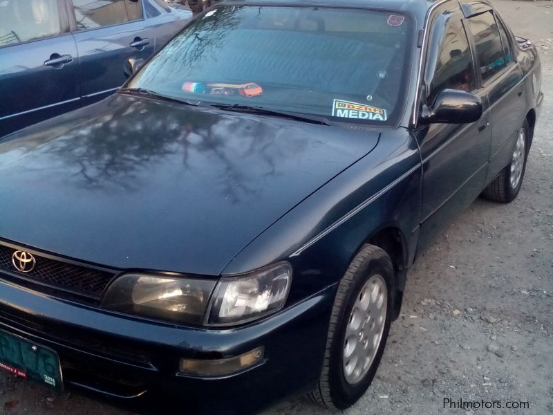 Used Toyota Corolla Big body for sale in Pasay City