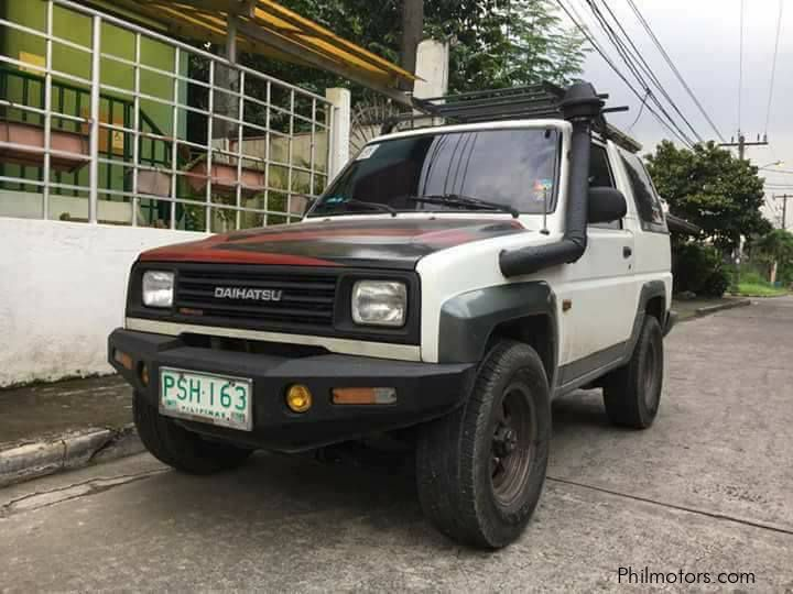 Pre-owned Daihatsu Feroza for sale in