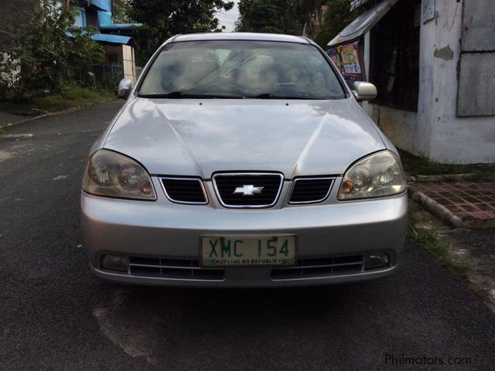 Used Chevrolet Optra for sale in Paranaque City