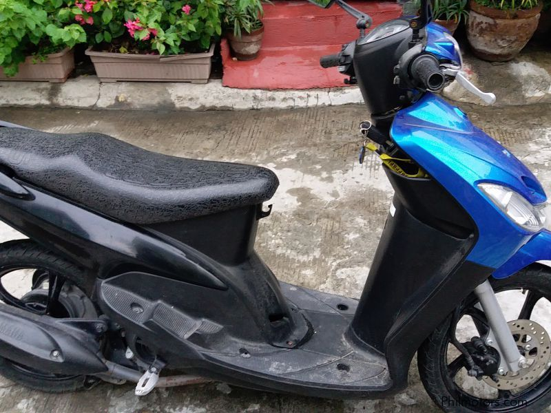 Used Yamaha MIO Sporty Automatic for sale in Makati City