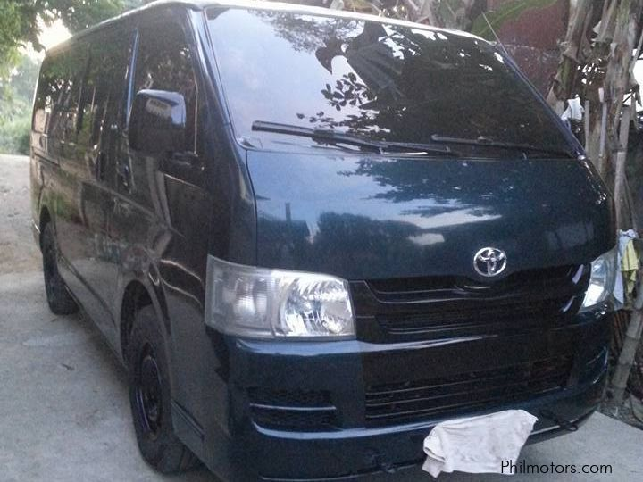 Used Toyota Hi Ace Commuter for sale in Cebu