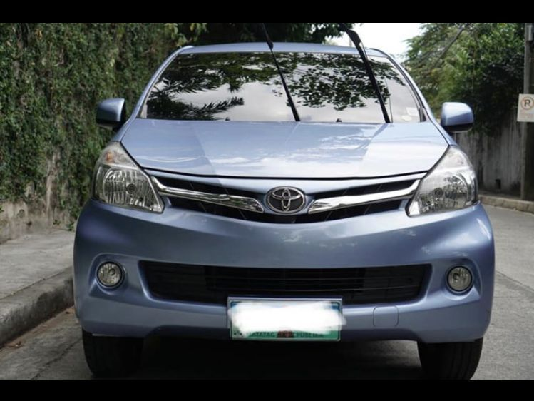 Pre-owned Toyota Avanza 1.5G for sale in