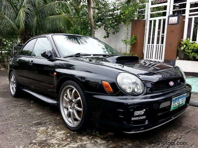 Used Subaru Impreza  for sale in Paranaque City