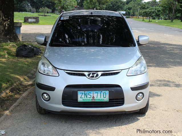 Used Hyundai I10 for sale in Tarlac
