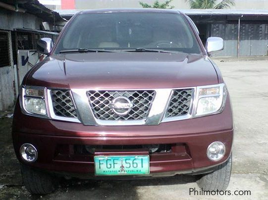 Pre-owned Nissan Navarra for sale in Countrywide
