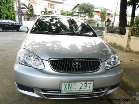 Used Toyota Altis for sale in Marikina City