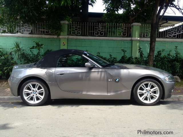 Used BMW Z4 for sale in Las Pinas City