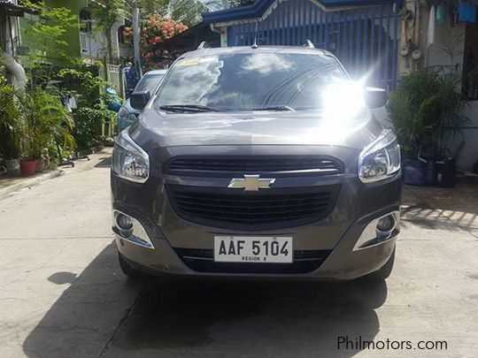 Pre-owned Chevrolet Spin Ls for sale in Countrywide