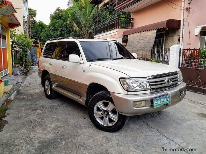 Used Toyota Land Cruiser VX-R for sale in Laguna