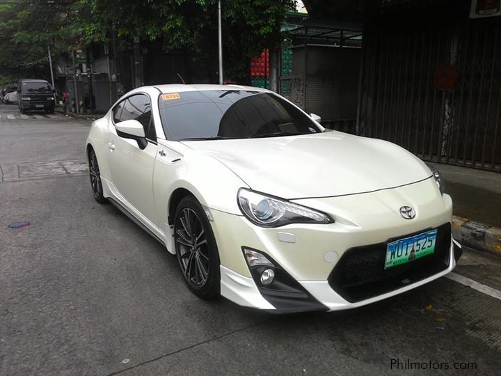 Pre-owned Toyota 86 TRD for sale in
