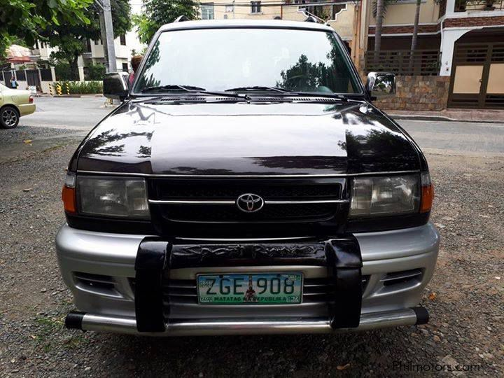 Pre-owned Toyota Revo SPORTS RUNNER for sale in Countrywide