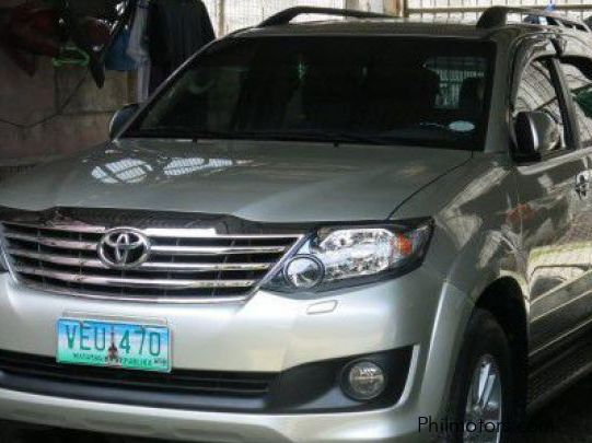 Used Toyota Fortuner for sale in Cagayan