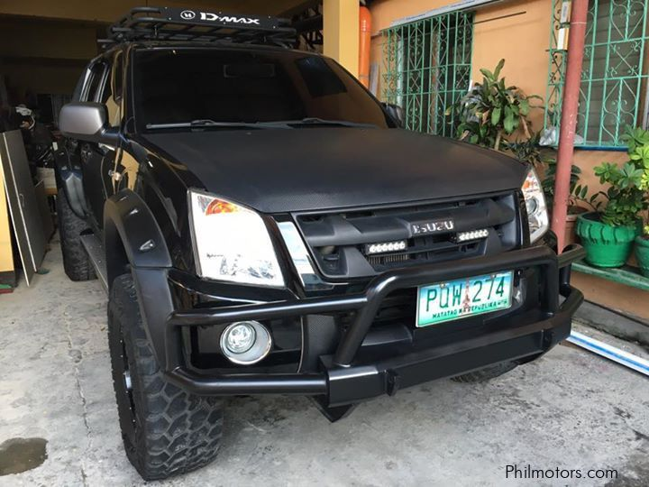 Used Isuzu D-max for sale in Rizal