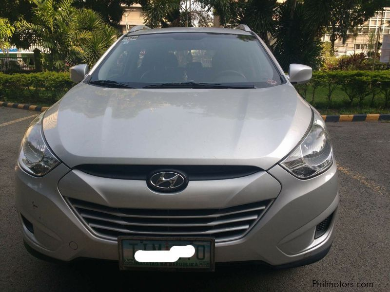 Pre-owned Hyundai Tucson for sale in Countrywide