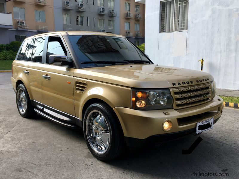 Used Land Rover Range Rover for sale in Quezon City