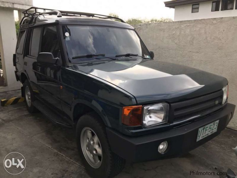 Used Land Rover Discovery for sale in Muntinlupa City
