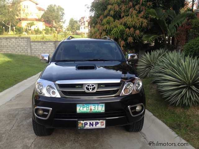 Used Toyota fortuner for sale in Bataan