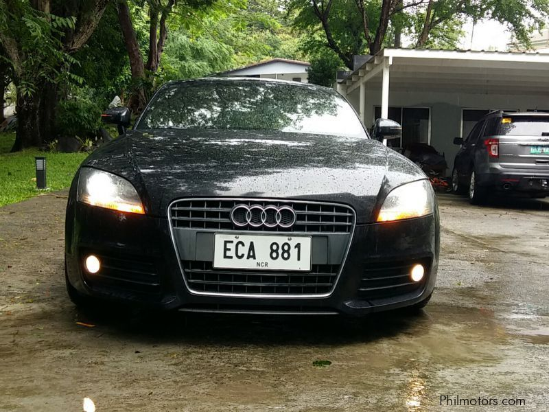 Pre-owned Audi TT S-Line for sale in