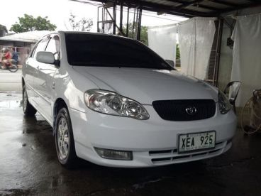 Pre-owned Toyota Corolla Altis for sale in