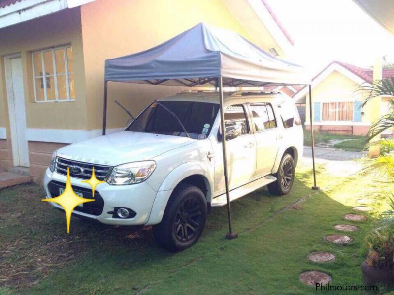 Pre-owned Ford Everest for sale in Countrywide