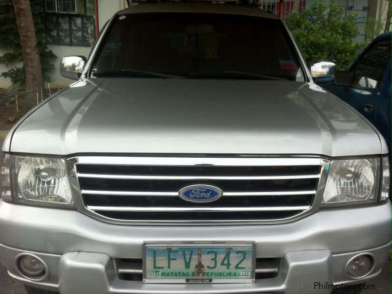 Used Ford Everest for sale in Taguig
