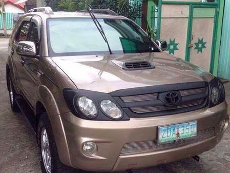 Used Toyota Fortuner for sale in Quezon City