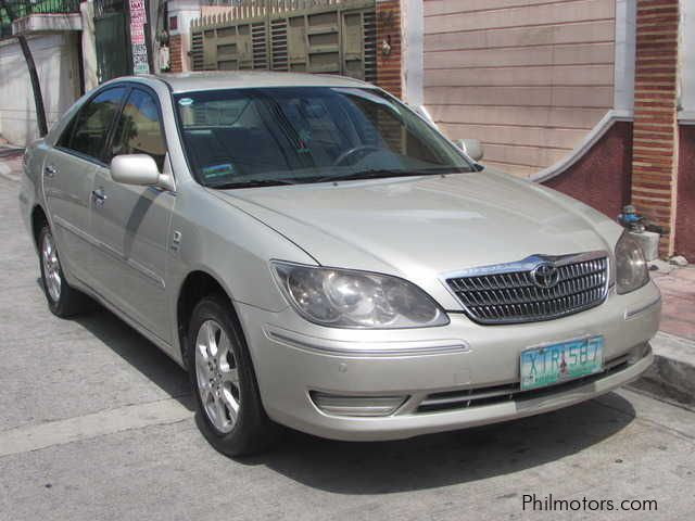 Used Toyota camry for sale in Navotas City