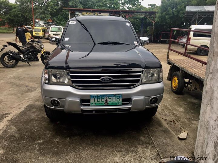 Pre-owned Ford Everest 4x4 for sale in Countrywide