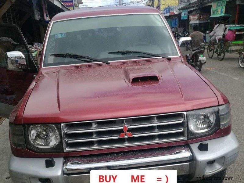 Pre-owned Mitsubishi Pajero Fieldmaster for sale in Countrywide