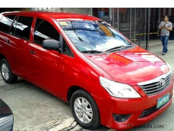 Used Toyota Innova for sale in Davao Del Norte