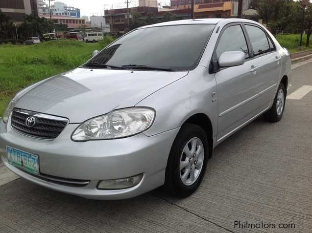 Used Toyota Altis for sale in Isabela