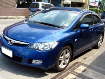 Used Honda Civic 2.0S for sale in Navotas