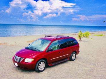 Pre-owned Chrysler Town and country for sale in