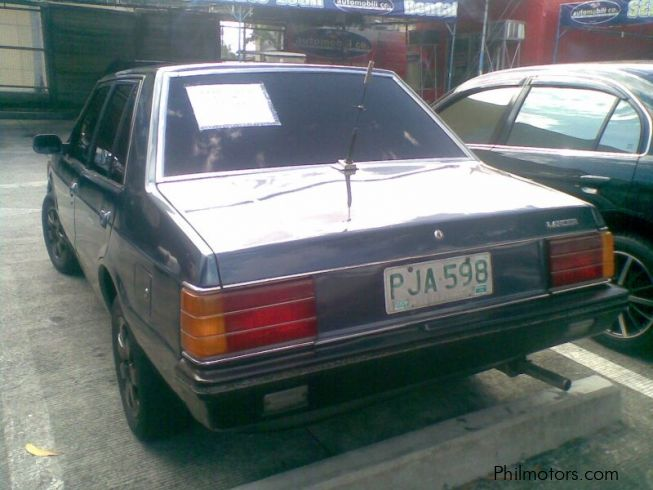 Mitsubishi LANCER SL BOXTYPE in Philippines