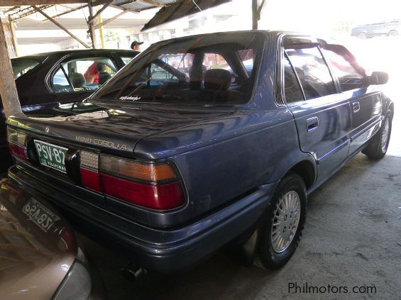 Toyota XL 5 in Philippines