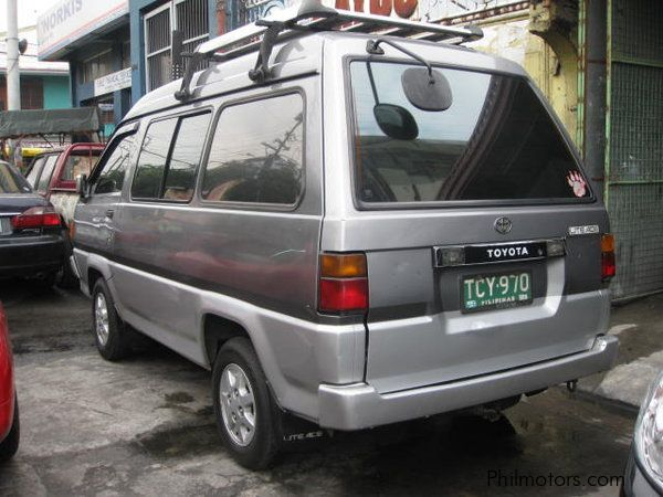 Toyota Lite Ace in Philippines