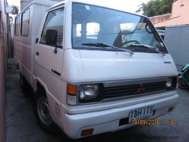 Mitsubishi FB TYPE in Philippines