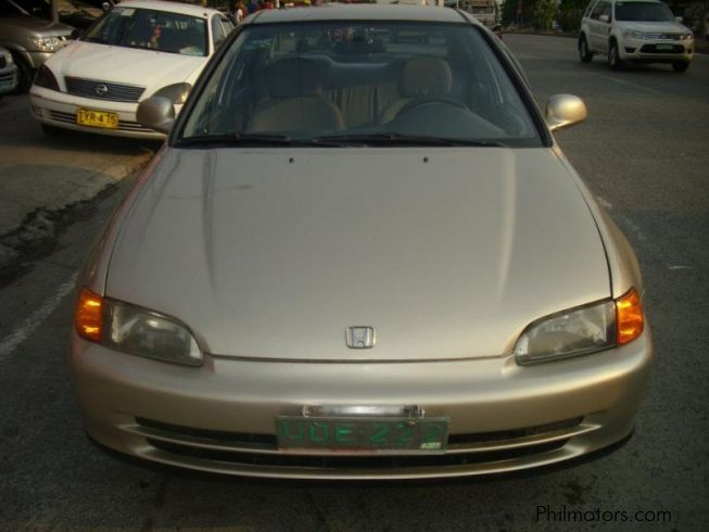 Honda Civic ESi in Philippines