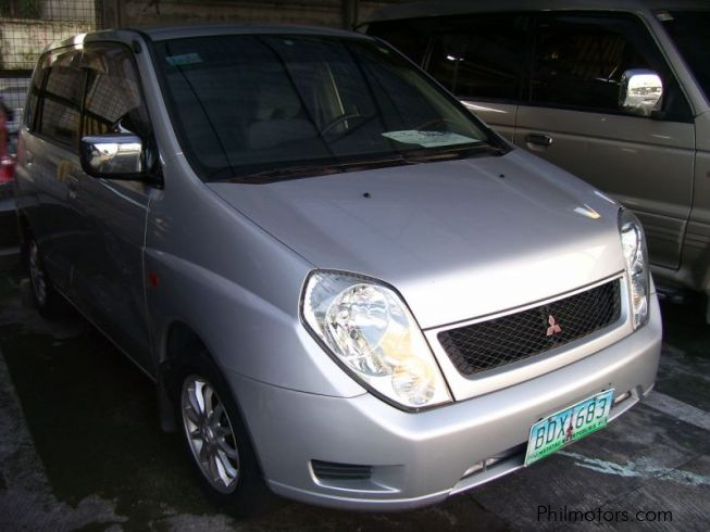Mitsubishi Mirage Dingo in Philippines