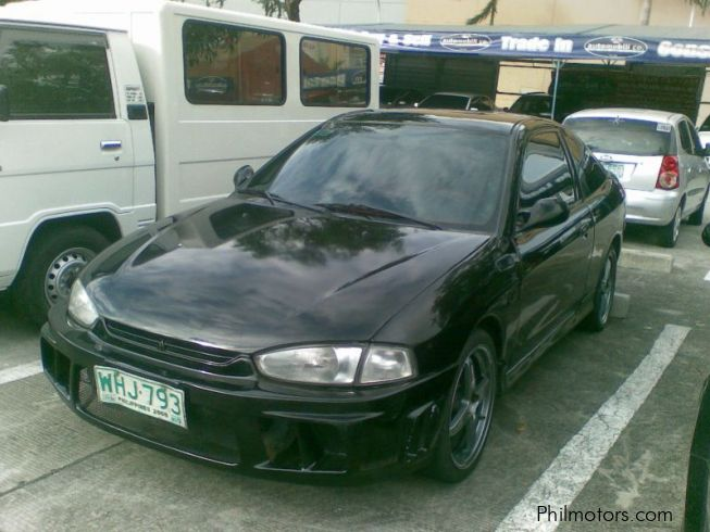 Mitsubishi Lancer GSR in Philippines