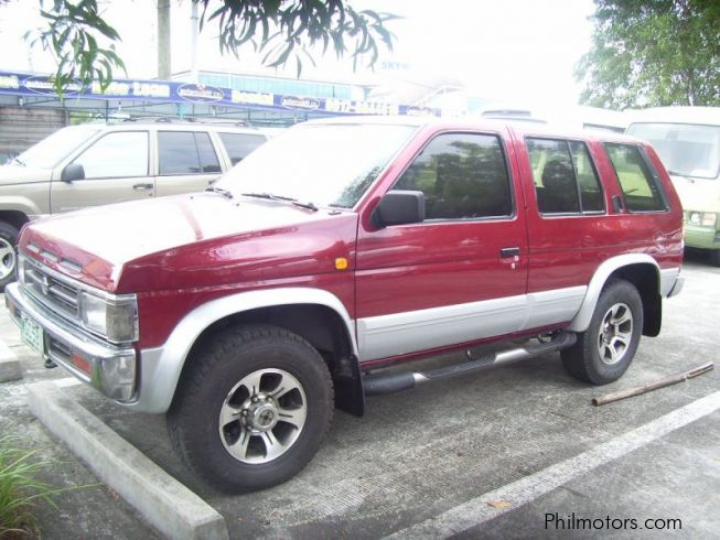 Nissan TERRANO in Philippines