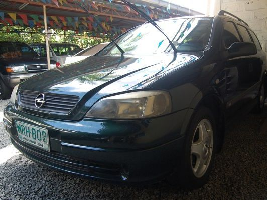 Opel Astra in Philippines