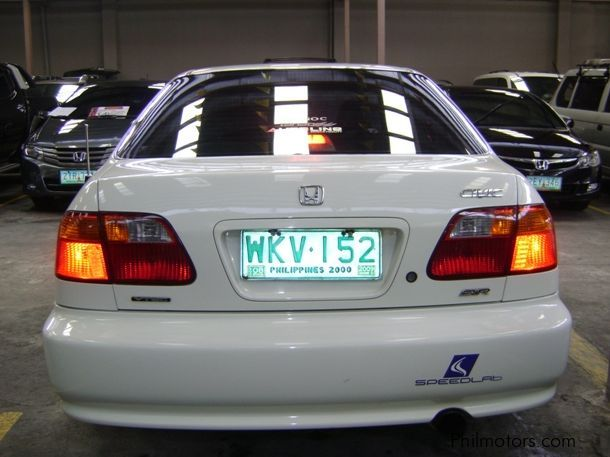 Honda SiR in Philippines