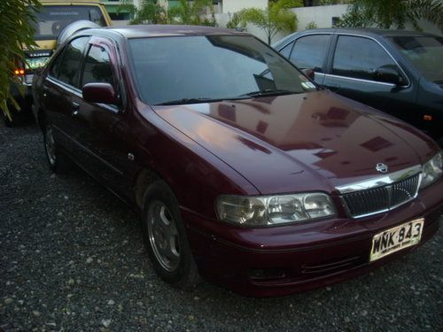 Nissan Sentra EX Saloon in Philippines