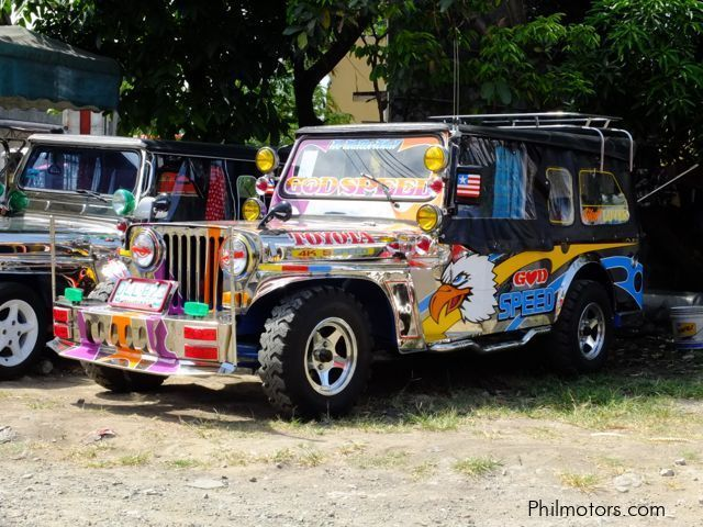 Owner Type Jeepney in Philippines