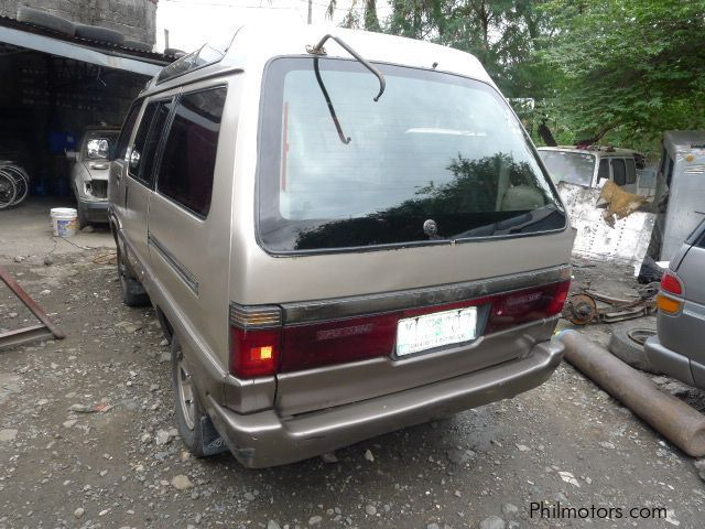 Toyota Townace in Philippines