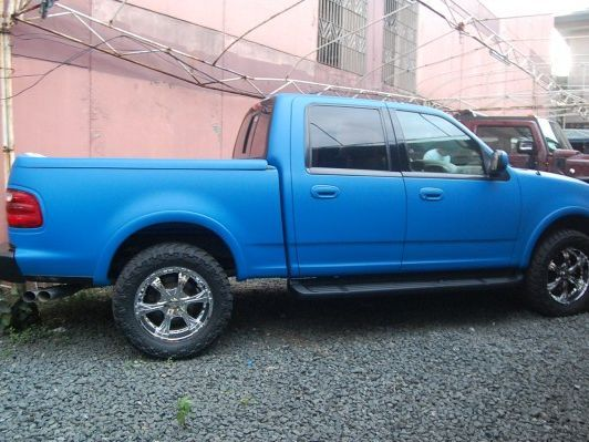 Ford F150 in Philippines