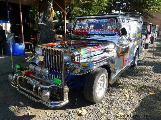 Owner Type Jeep in Philippines
